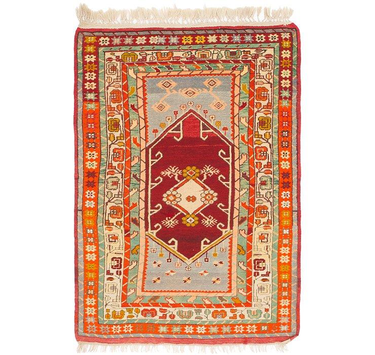 112cm x 163cm Anatolian Oriental Rug
