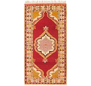 Link to 3' x 5' 10 Anatolian Oriental Runner Rug