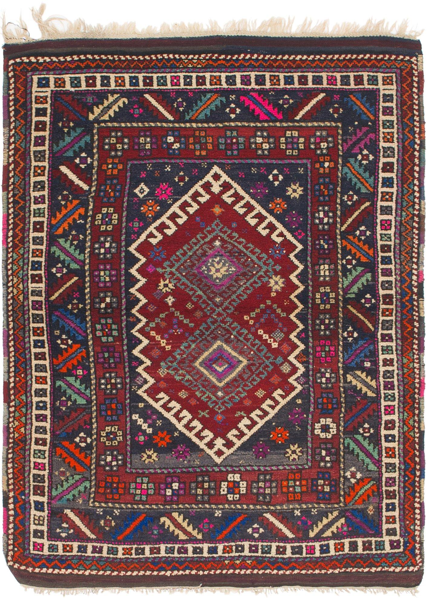 Navy Blue 4 X 5 5 Anatolian Rug Oriental Rugs Handknottedcom