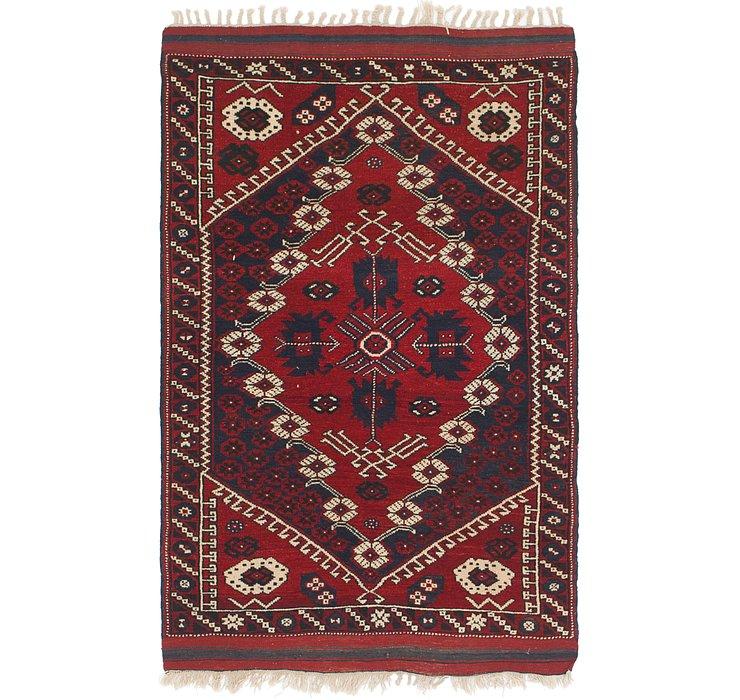3' 6 x 5' 7 Anatolian Rug