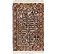Link to 4' x 6' 3 Hereke Oriental Rug