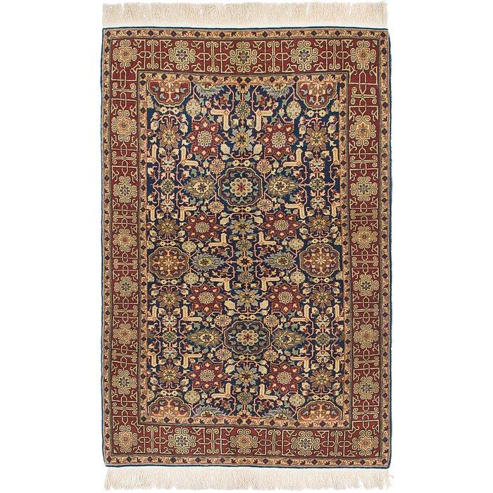 4' x 6' 3 Hereke Oriental Rug