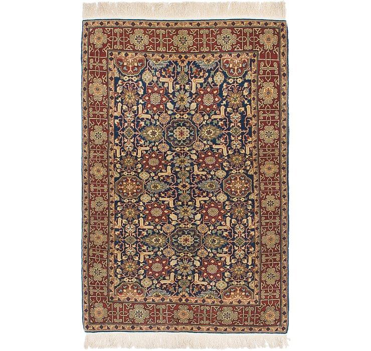 122cm x 190cm Hereke Oriental Rug