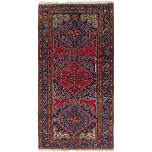 Link to 5' x 10' 4 Hamedan Persian Runner... item page