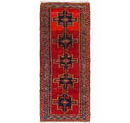 Link to 4' 6 x 11' 2 Hamedan Persian Runner Rug