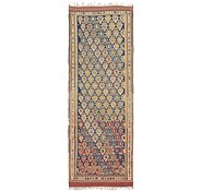 Link to 4' 10 x 14' 8 Kilim Fars Runner Rug