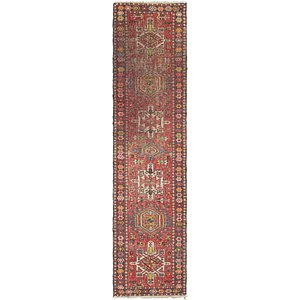 Link to 80cm x 335cm Gharajeh Persian Runne... item page