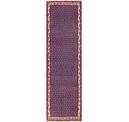 Link to 3' 5 x 12' 9 Farahan Persian Runner Rug