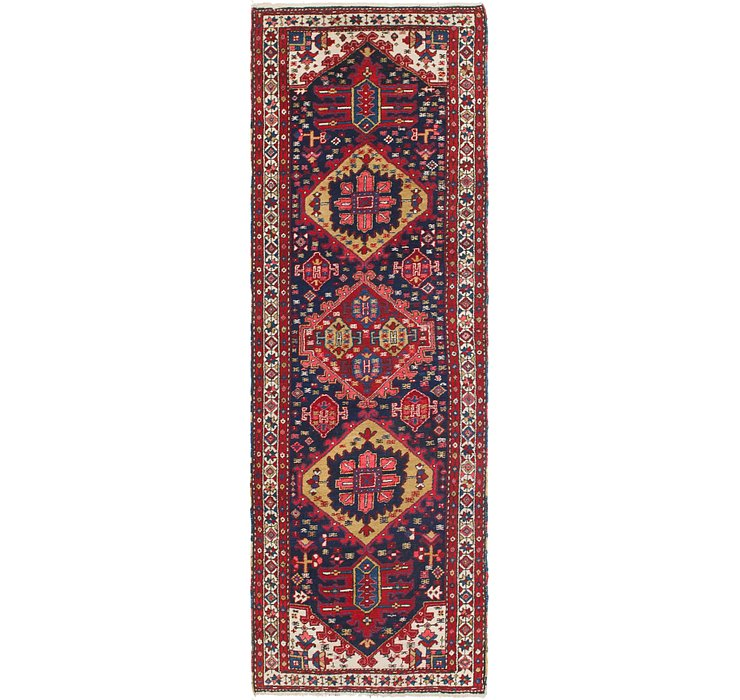 3' 3 x 10' 2 Bakhtiar Persian Runner...