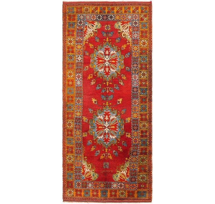 165cm x 390cm Anatolian Runner Rug