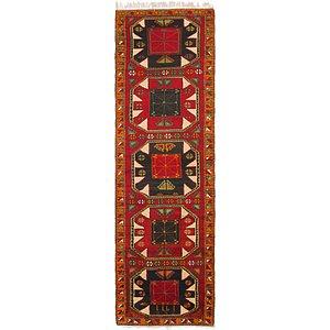 3' 10 x 13' Anatolian Runner Rug