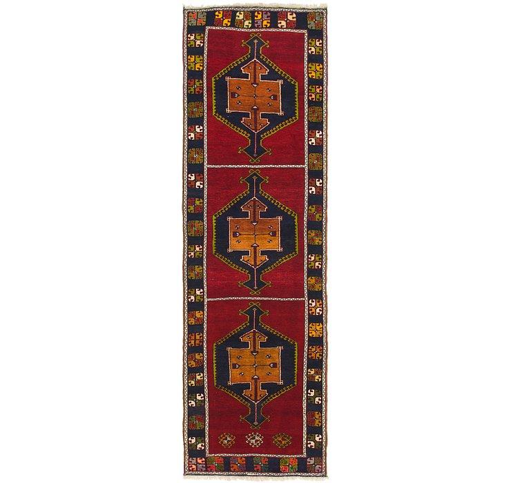 107cm x 390cm Anatolian Oriental Runn...