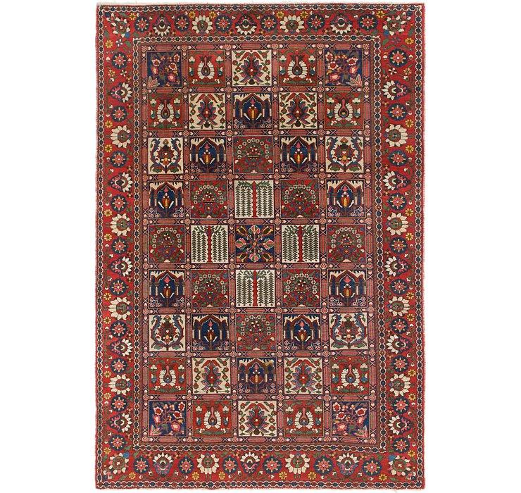 6' 10 x 10' 2 Bakhtiar Persian Rug