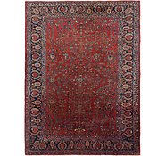 Link to 8' 8 x 11' 9 Sarough Persian Rug