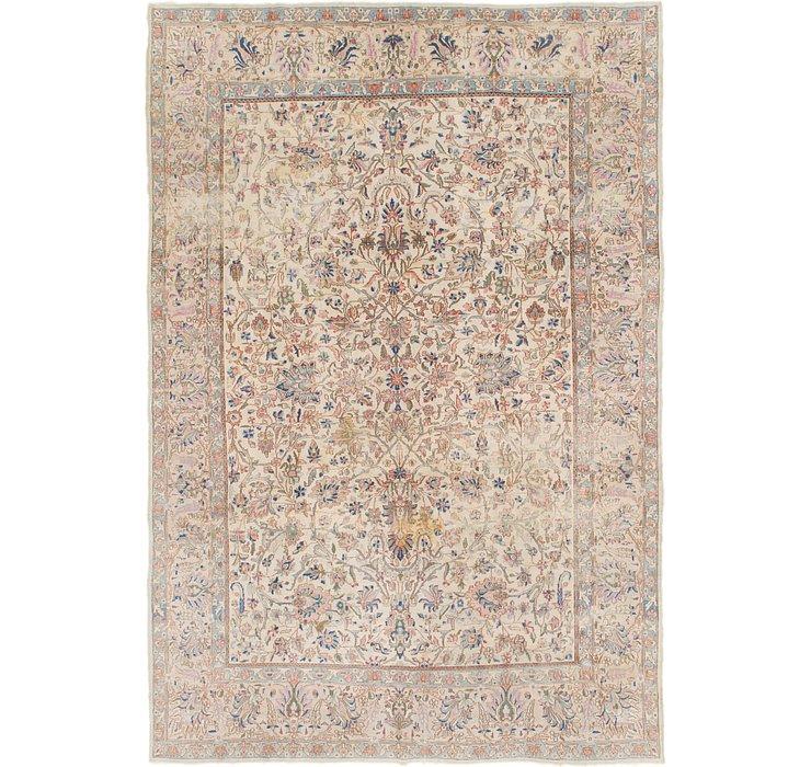 8' 3 x 11' 10 Kerman Persian Rug
