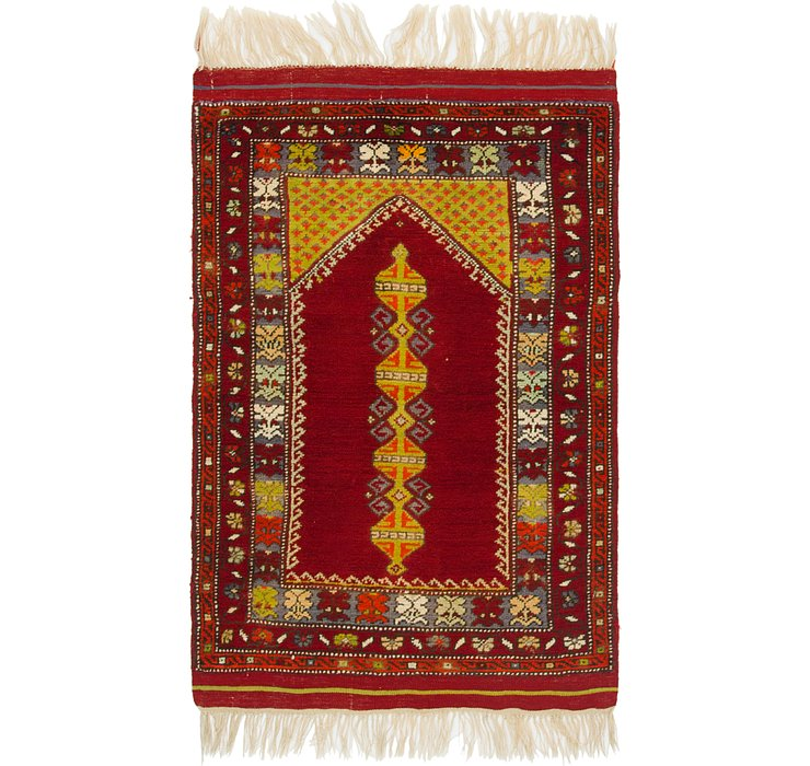 3' 3 x 5' Anatolian Rug