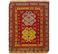 Link to 3' 4 x 4' 4 Anatolian Oriental Rug