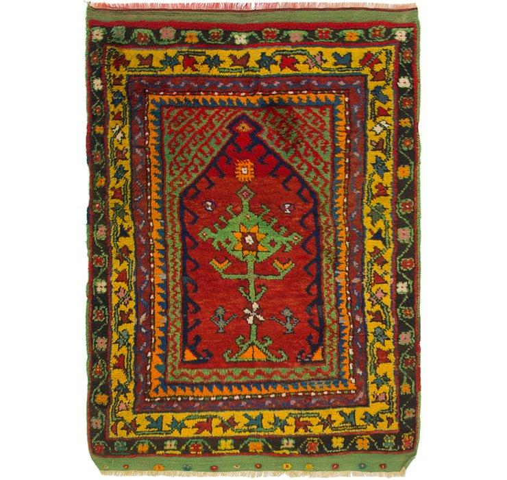 97cm x 132cm Anatolian Rug