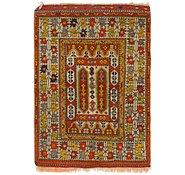 Link to 3' 3 x 4' 9 Anatolian Oriental Rug