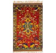Link to 3' 4 x 5' 4 Anatolian Oriental Rug