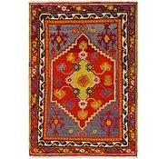 Link to 3' 6 x 5' Anatolian Oriental Rug