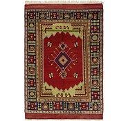 Link to 6' 4 x 9' 7 Kars Oriental Rug