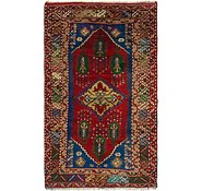 Link to 5' 2 x 8' 9 Anatolian Oriental Rug