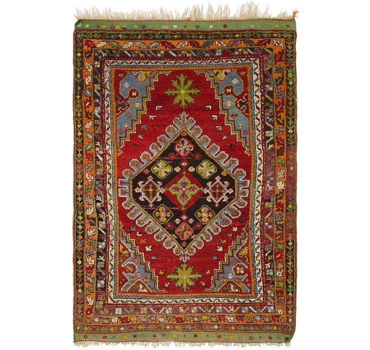 5' x 7' 5 Anatolian Rug