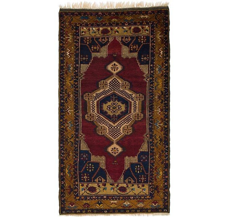 130cm x 245cm Anatolian Oriental Runn...