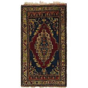 5' 4 x 9' 10 Anatolian Runner Rug