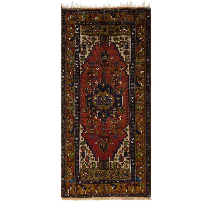 122cm x 262cm Anatolian Oriental Runn...