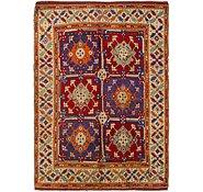 Link to 5' 6 x 7' 7 Kars Oriental Rug