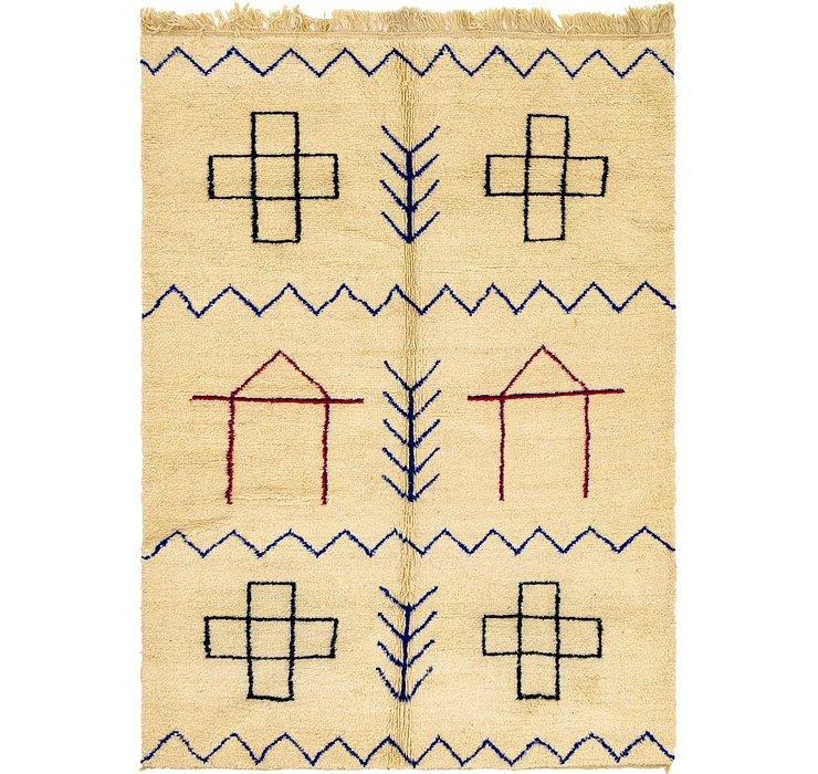 7' 1 x 10' Moroccan Rug