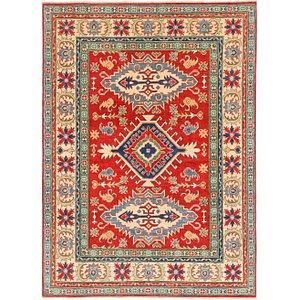 Unique Loom 5' 7 x 7' 9 Kazak Rug