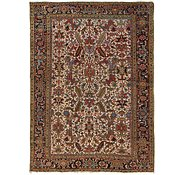 Link to 7' 8 x 10' 2 Heriz Persian Rug