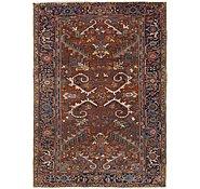 Link to 7' 2 x 10' 2 Heriz Persian Rug