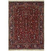 Link to 7' 2 x 9' 3 Heriz Persian Rug