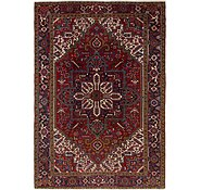 Link to 7' 10 x 12' 2 Heriz Persian Rug