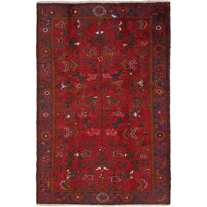 7' 3 x 11' Heriz Persian Rug