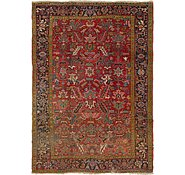 Link to 7' 5 x 10' 7 Heriz Persian Rug
