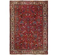 Link to 8' x 11' Heriz Persian Rug