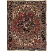 Link to 8' 5 x 11' 2 Heriz Persian Rug