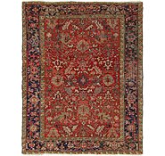 Link to 6' 9 x 8' 7 Heriz Persian Rug