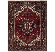 Link to 6' 4 x 8' 4 Heriz Persian Rug