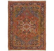 Link to 8' 4 x 10' 10 Heriz Persian Rug