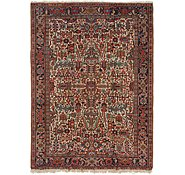 Link to 7' 6 x 10' 3 Heriz Persian Rug