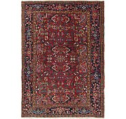 Link to 7' 4 x 10' 2 Heriz Persian Rug