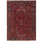 Link to 7' x 9' 5 Heriz Persian Rug