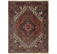 Link to 7' 10 x 10' 2 Heriz Persian Rug