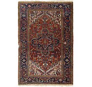 Link to 6' 2 x 9' 4 Heriz Persian Rug